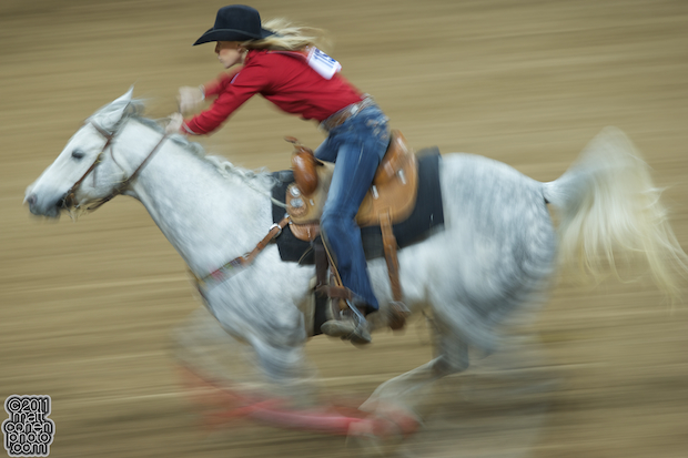 Angie Meadors - 2010 Wrangler National Finals Rodeo