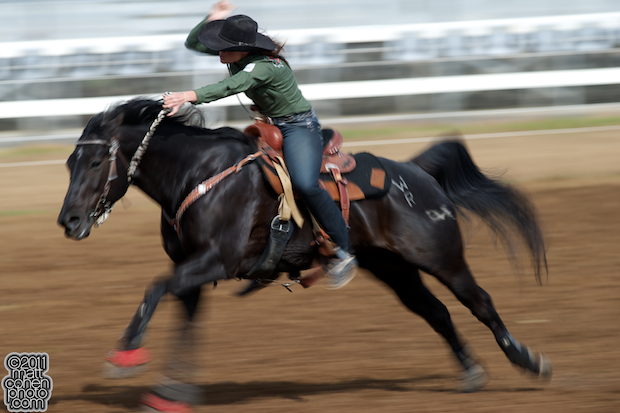Britany Fleck - 2011 Red Bluff Round-Up