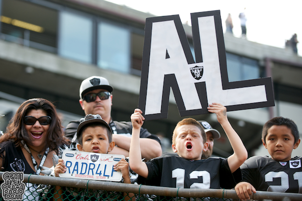 Young Raiders Fans