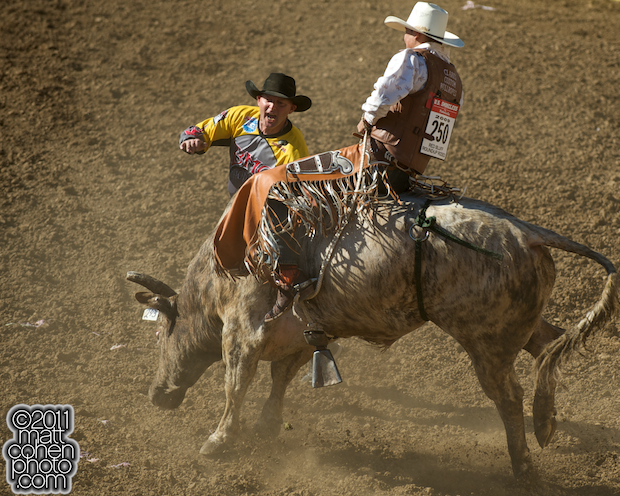Joe Baumgartner - 2009 Red Bluff Round-Up