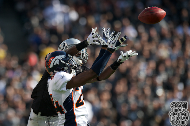 Denarius Moore & Champ Bailey