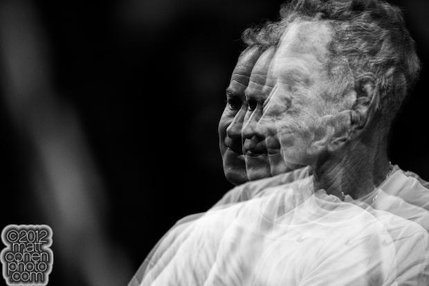 John McEnroe - 2012 SAP Open