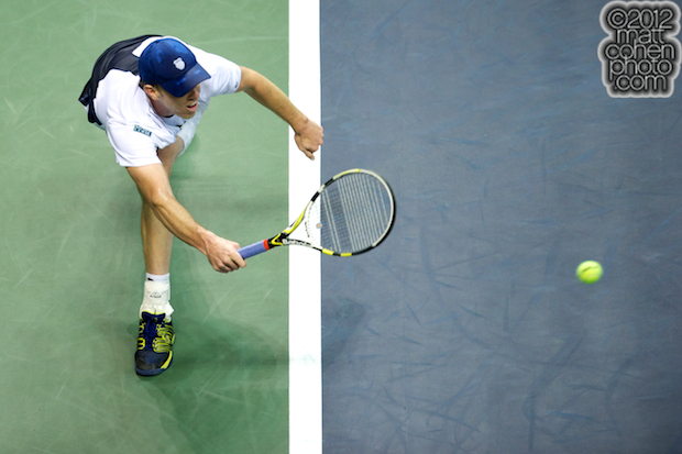 Sam Querrey - 2012 SAP Open