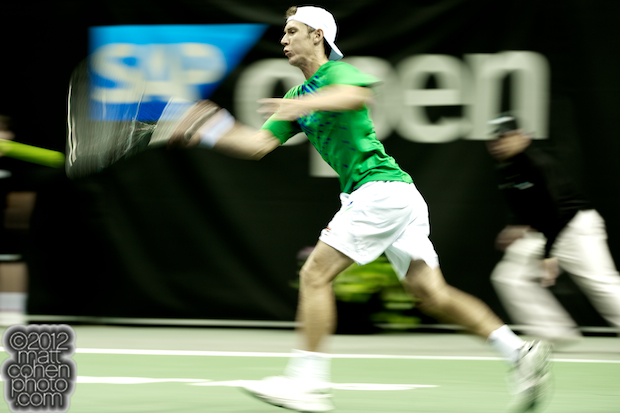 Matthew Ebden - 2012 SAP Open