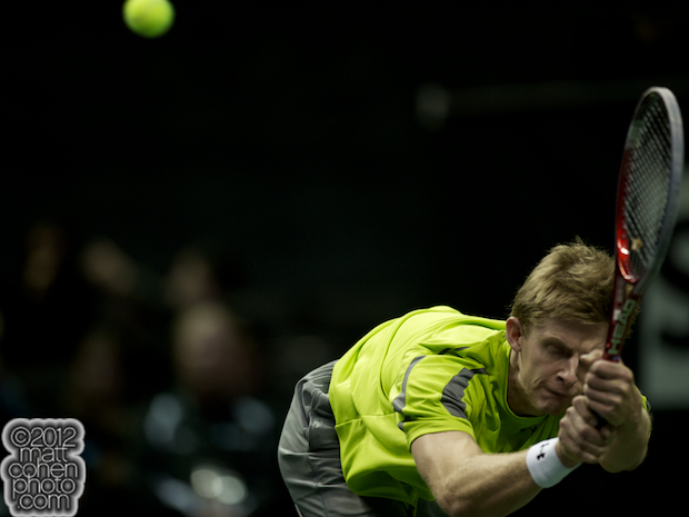Kevin Anderson - 2012 SAP Open