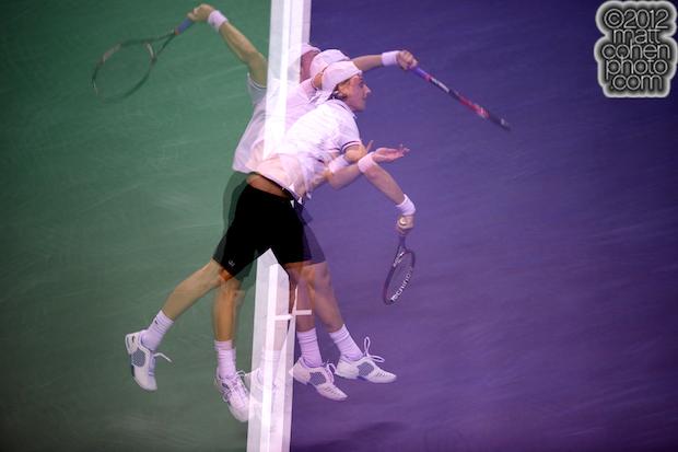 Denis Kudla - 2012 SAP Open