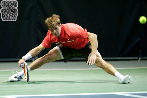 Ryan Harrison - 2012 SAP Open