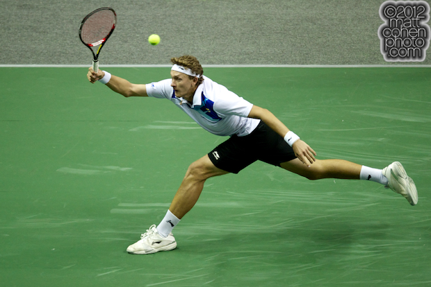 Denis Istomin - 2012 SAP Open