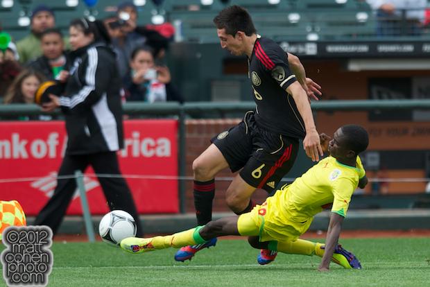 Hector Herrera & Souleymane Cisse