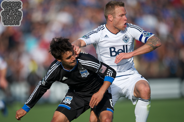 Chris Wondolowski & Jay DeMerit