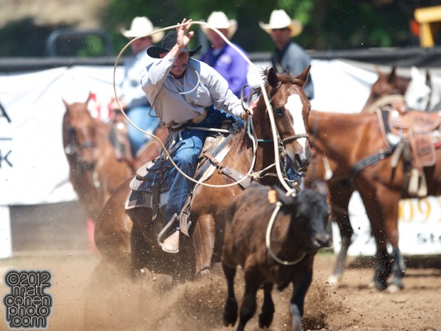 2012 Mother Lode Round-Up - Dan Williams Jr
