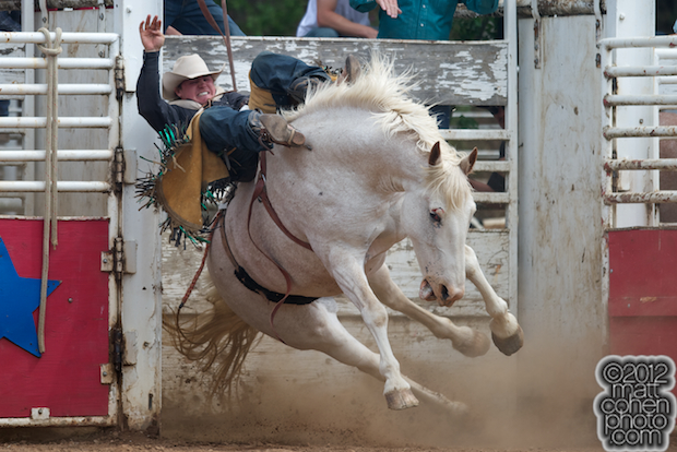 2012 Mother Lode Round-Up - Cody Higgins
