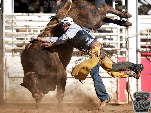 2012 Mother Lode Round-Up - Corey Olsen