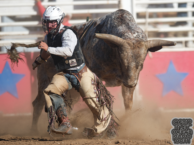 2012 Mother Lode Round-Up - Bryce Brown