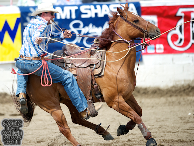 2012 Redding Rodeo - Blair Burk