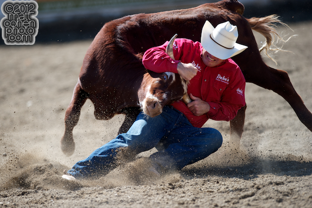 2012 Redding Rodeo - Kyle Whitaker