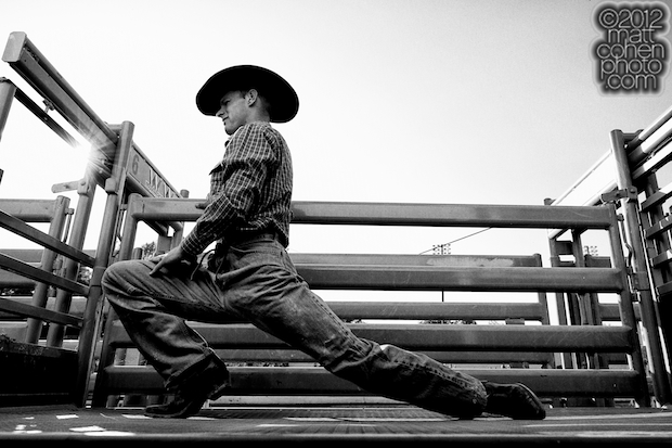 2012 Redding Rodeo - Chase Erickson