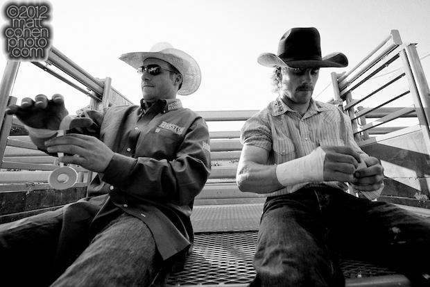 2012 Redding Rodeo - Jessy Davis & Joe Gunderson
