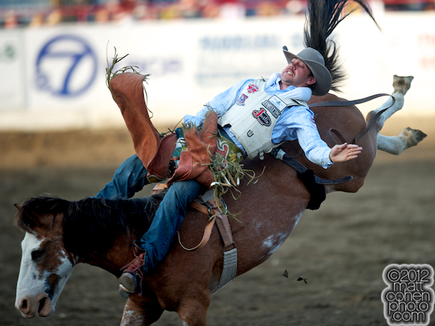 2012 Redding Rodeo - Jason Havens