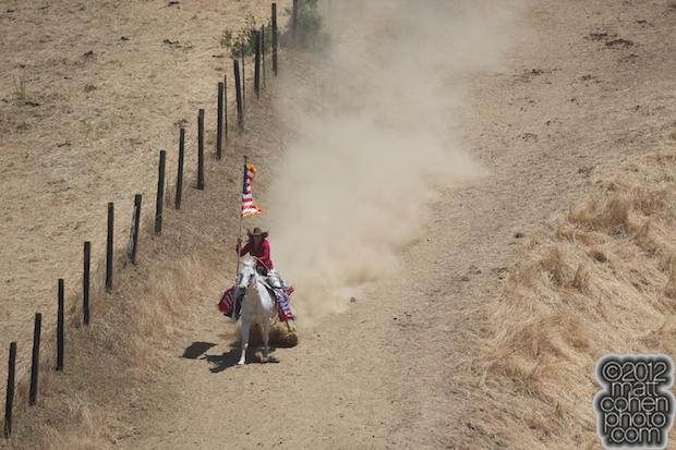 2012 Rowell Ranch Rodeo - Brooke Fields