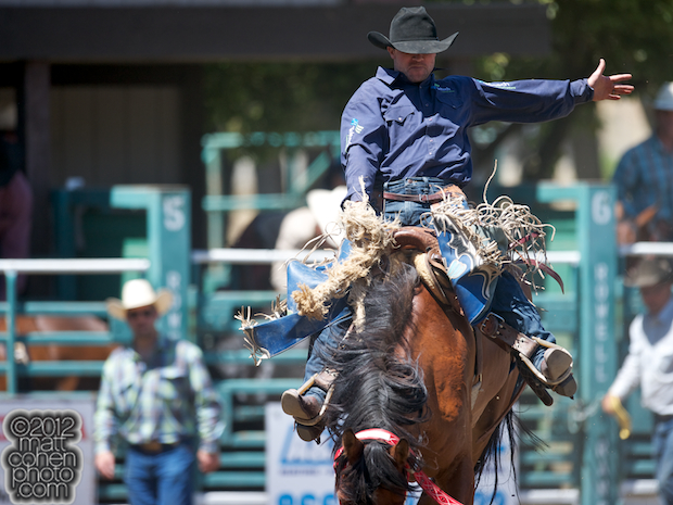 2012 Rowell Ranch Rodeo - Cody Martin