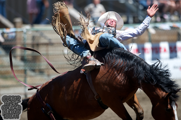 2012 Rowell Ranch Rodeo - George Gillespie IV
