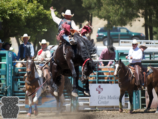 2012 Rowell Ranch Rodeo - Cody Wright
