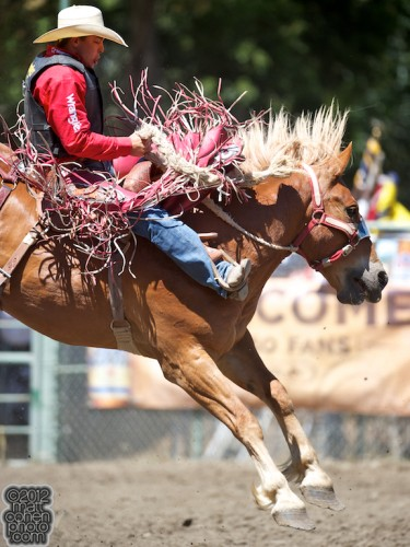 2012 Rowell Ranch Rodeo - Jesse Wright
