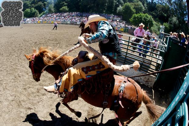 2012 Rowell Ranch Rodeo - Cody Joe Bonds
