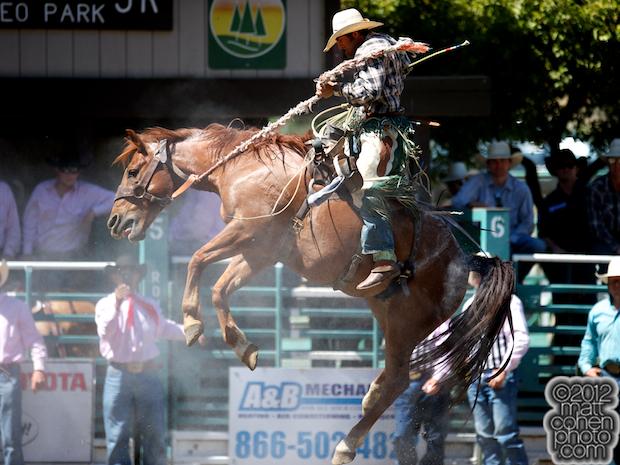 2012 Rowell Ranch Rodeo - Garrett Kiernan