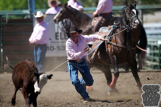 2012 Rowell Ranch Rodeo - Dan Williams, Jr.