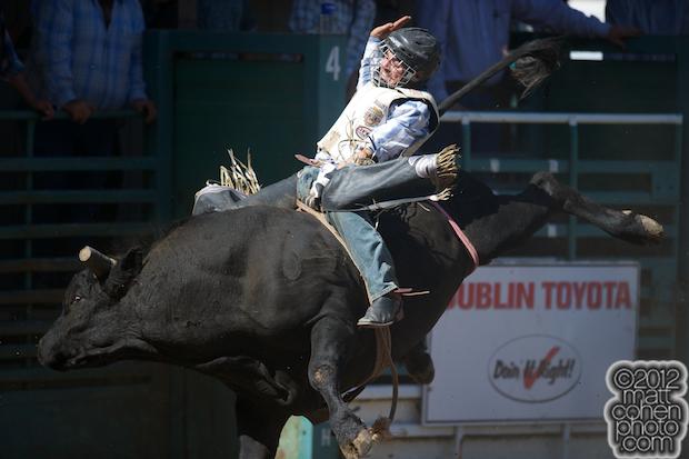 2012 Rowell Ranch Rodeo - Jeremy Kolich