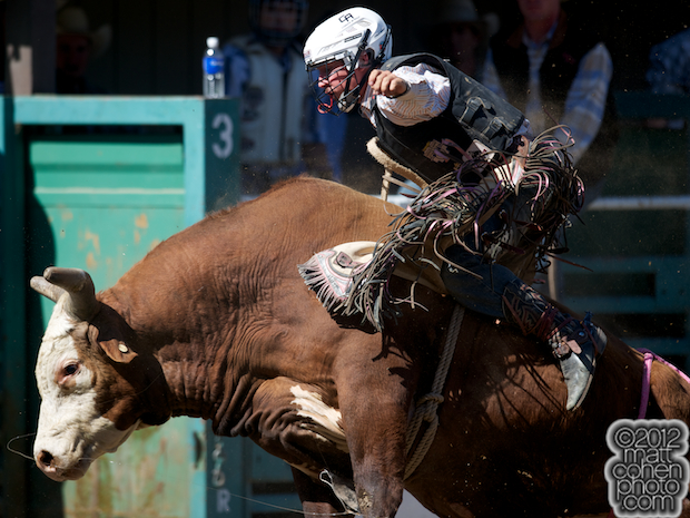 2012 Rowell Ranch Rodeo - Bryce Brown