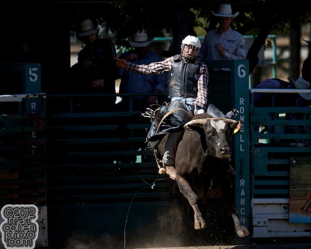 2012 Rowell Ranch Rodeo - Trenton Montero