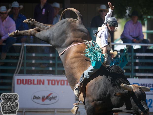 2012 Rowell Ranch Rodeo - Brett Stall