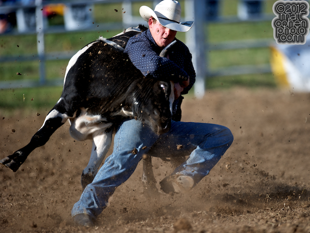 2012 Marysville Stampede - Miles Mark Switzer