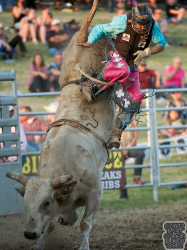 2012 Marysville Stampede - John Hollandsworth
