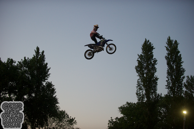 2012 Marysville Stampede - Flying U FMX