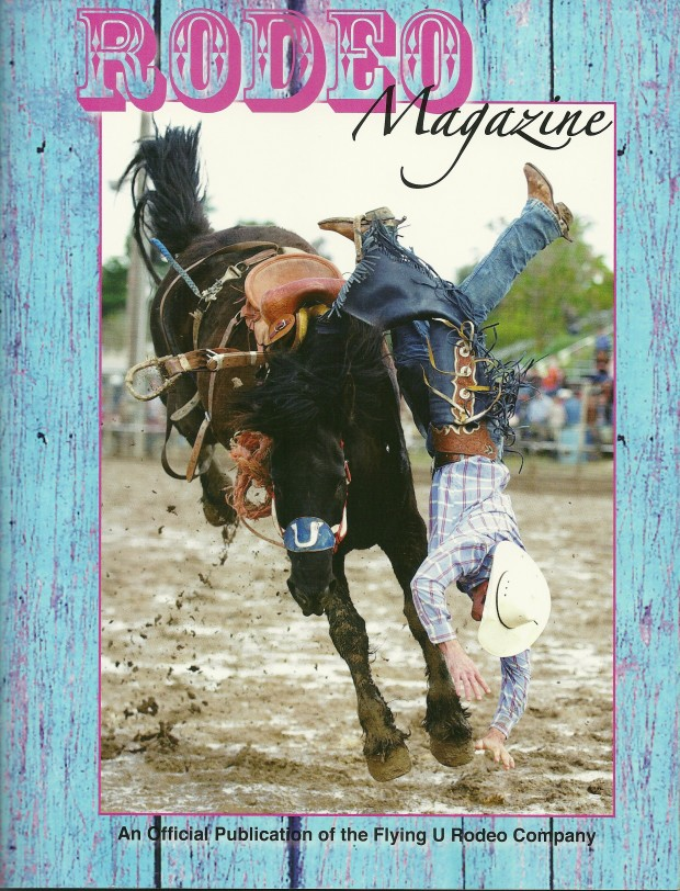 Rodeo Magazine Cover