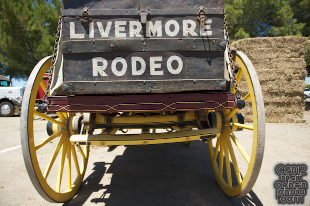 2012 Livermore Rodeo Stagecoach