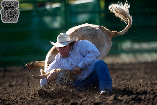 Timothy Hayes - 2012 Livermore Rodeo