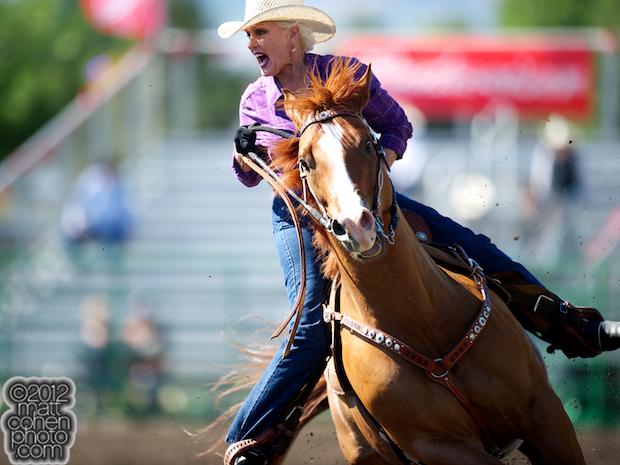 Charlene Jespersen - 2012 Livermore Rodeo