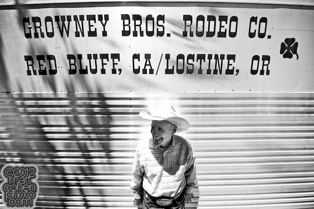 John Growney - 2012 Livermore Rodeo