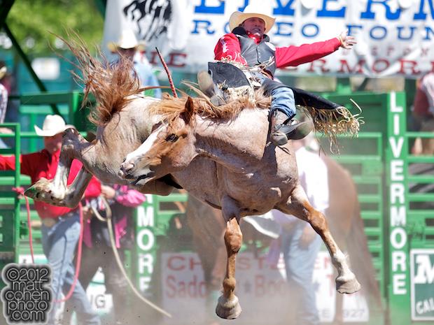 Matt Bright - 2012 Livermore Rodeo