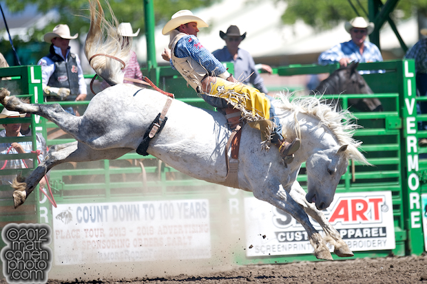 Bobby Mote - 2012 Livermore Rodeo