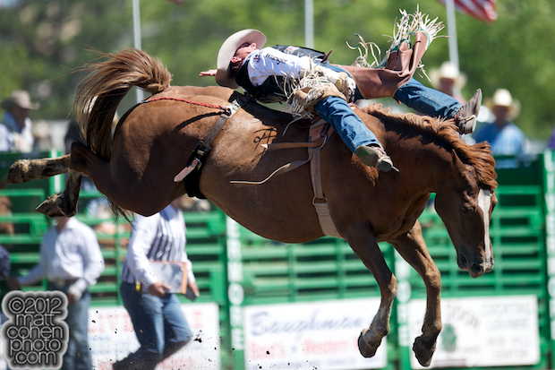 Ryan Gray - 2012 Livermore Rodeo