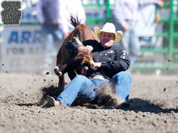 Billy Bugenig - 2012 Livermore Rodeo