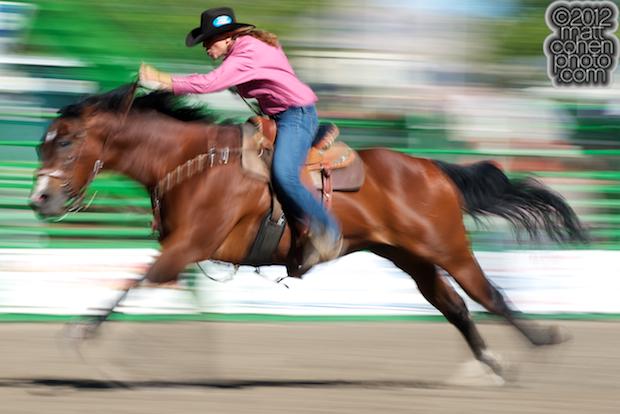 Gina Graham - 2012 Livermore Rodeo