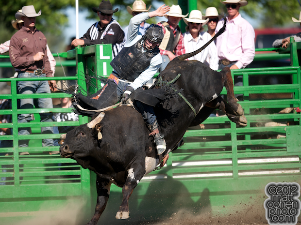 Colin McTaggart - 2012 Livermore Rodeo
