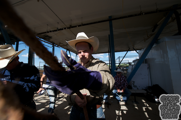Cody Whitney - 2012 Reno Rodeo